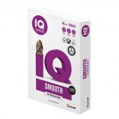 Бумага IQ SELECTION SMOOTH, А4, 80 г/м2, 500 л, класс А+, Австрия, белизна 169% (CIE)
